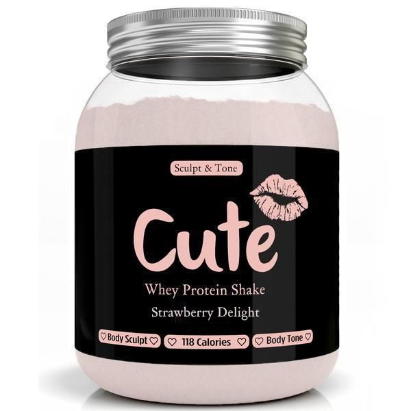 Strawberry Whey Protein Shake | Products you tagged | Whey