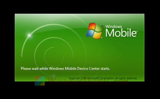 Windows Mobile Device Center Windows 10 Download (Not