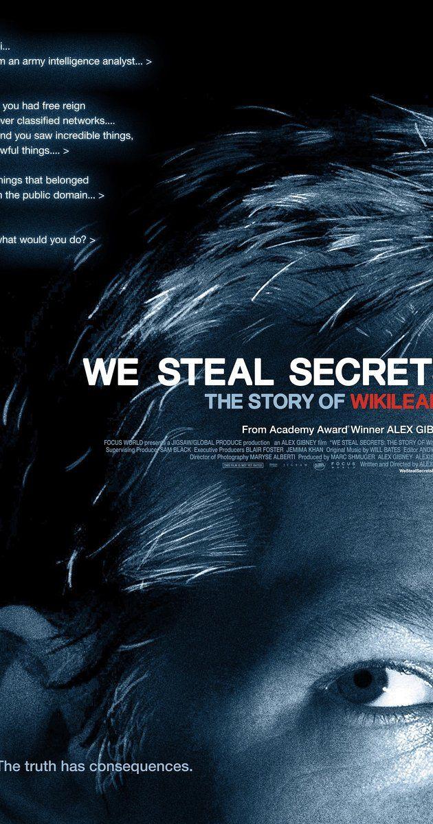 Directed By Alex Gibney With Julian Assange Adrian Lamo John Fuzzface Mcmahon Alex Gibney A Documentary That Details The Creation Of Julian Assange S Cine