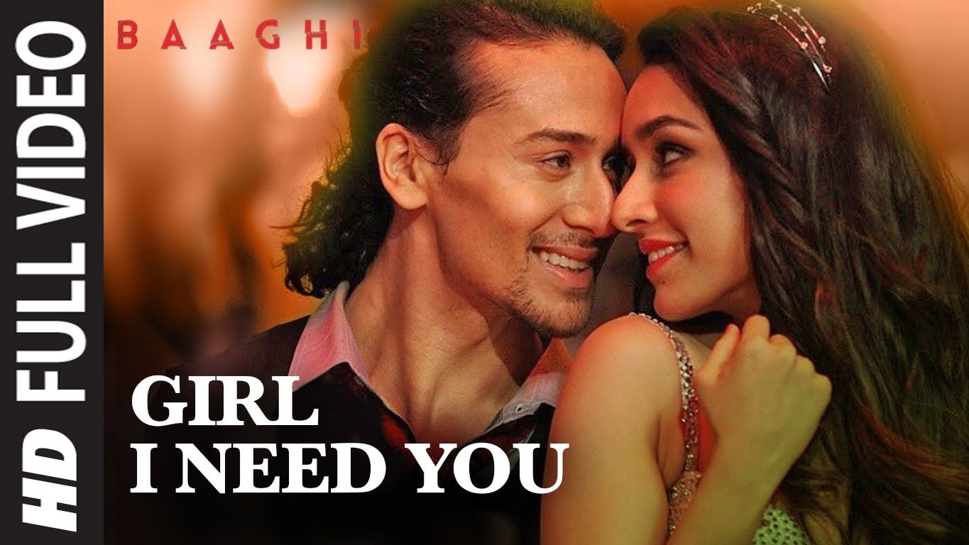 Girl I Need You Full Video Song Hindi Video Songs 2016 Girl I