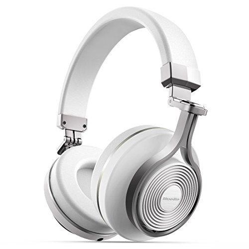 Nuova offerta in #elettronica : Bluedio T3 ( Turbine 3rd ) Wireless Bluetooth 4.1 Cuffie Stereo Headphones (Bianco) a soli 39.99 EUR. Affrettati! hai tempo solo fino a 2016-09-30 23:29:00