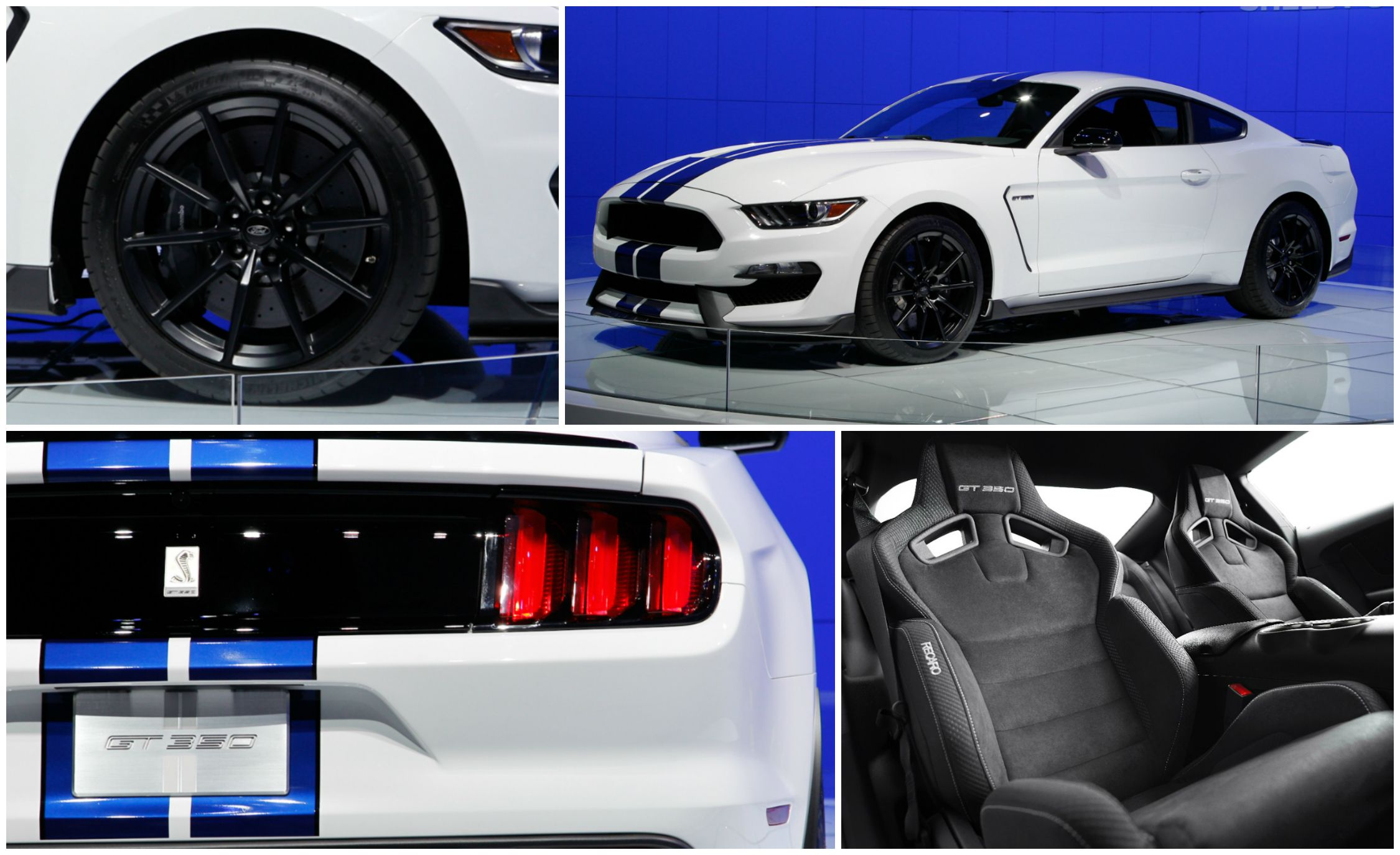 ford mustang release date and