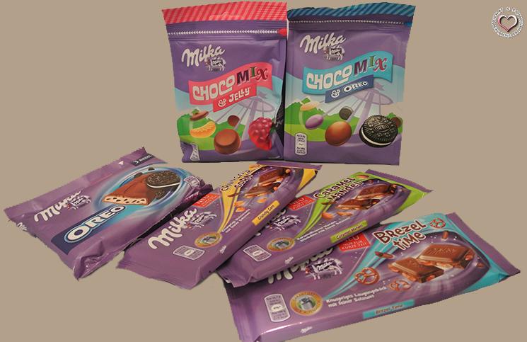 Milka Choco Mix Neuheiten  - Vor kurzem habe ich ein Päckchen von Mondeléz erhalten und beim Öffnen freute ich mich sehr, denn es war mit den aktuellen Milka Neuheiten gefüllt. Milka Choco Mix Alleine beim Anblick von den 2 Milka Choco Mixes dachte ich mir nur Wow. Die 2 Kombinationen sprechen mich total an und schmecken wun... - http://www.vickyliebtdich.at/milka-choco-mix-neuheiten/