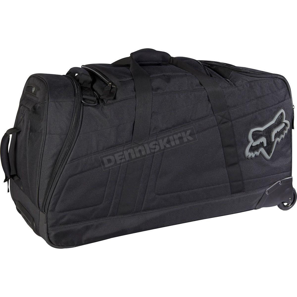Fox Motocrosser Fox Shuttle Gear Bag 11060 001 Os Atv Dirt Bike Motocross Gear Bag Dirt Bike Riding Gear Gear Bag