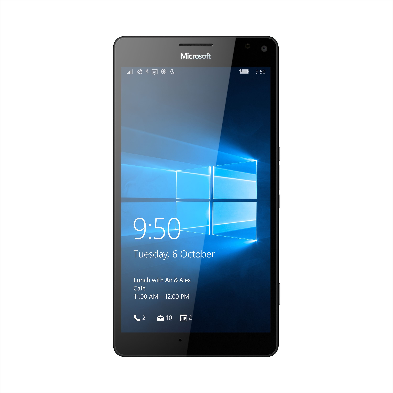 Microsoft Lumia 950 Xl 32gb 4g Weiss Microsoft Smartphone Mobiltelefon