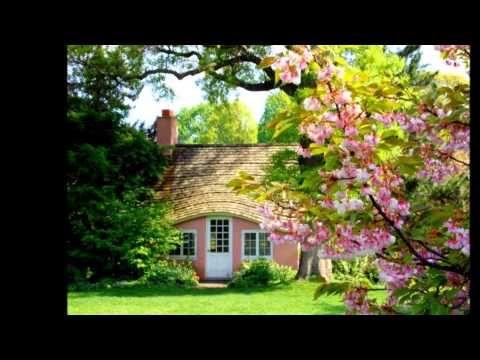 Casas y jardines de cuento de hadas hd 3d arte y - Diseno jardines y exteriores 3d ...