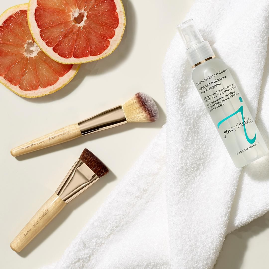 Trust us, your makeup brushes can make or break your skin