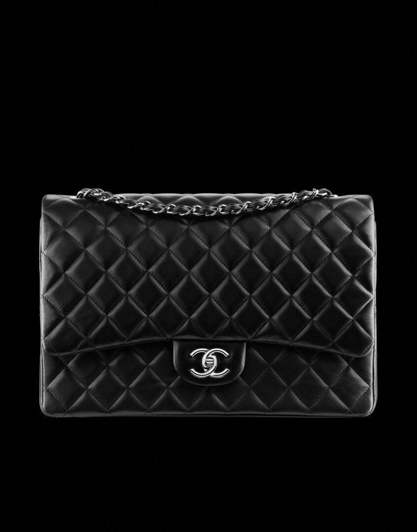 9c32d689a7d2 Chanel 2.55 Large classic flap bag (23-33-10) #Chanelhandbags ...