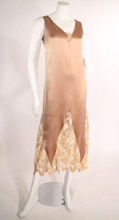 Late 1920s dress