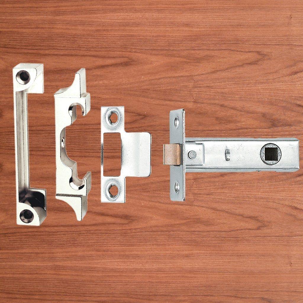Latch For Interior Double Doors
