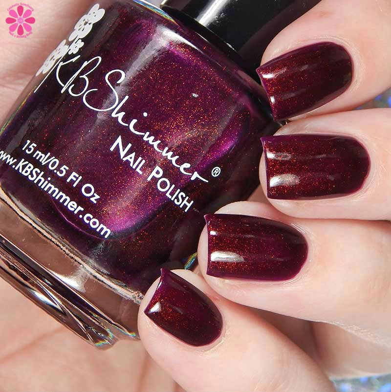 Nail Polish Colors Kbshimmer So Jelly Unicorn Collection
