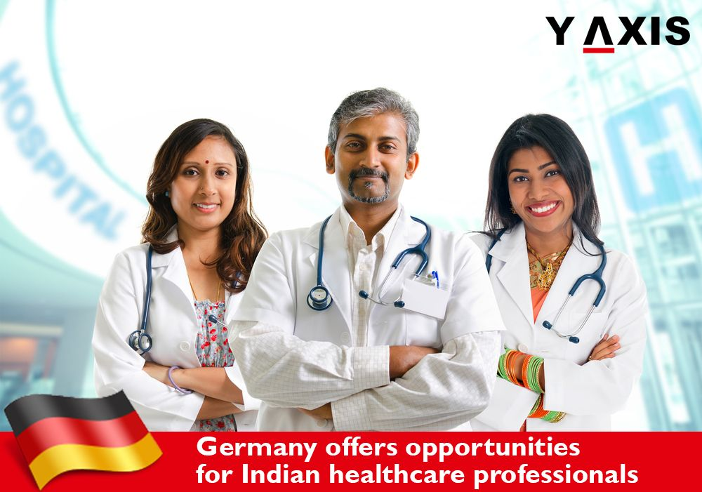 Germany offers opportunities for indian healthcare
