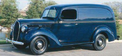 """HowStuffWorks """"1938 Ford Trucks"""""""
