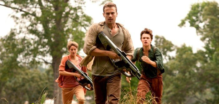 """THE DIVERGENT SERIES: INSURGENT - NEW """"FIGHT BACK"""" TRAILER"""