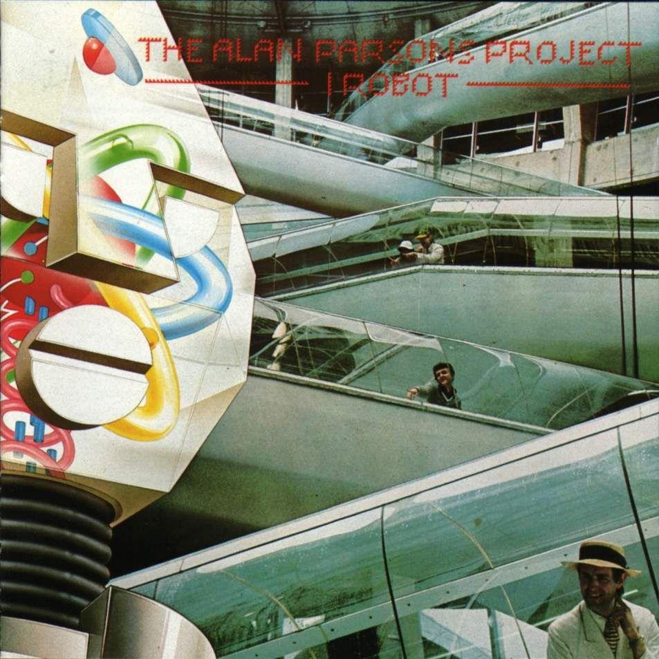 Alan Parsons Project I Robot Music Pinterest Alan Parsons