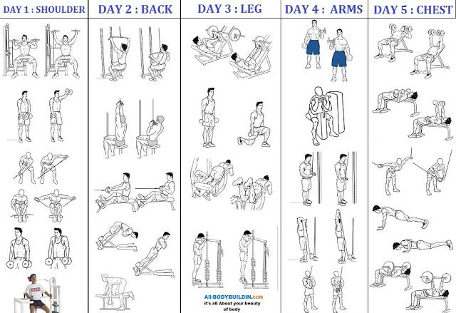 The Rock Dwayne Johnsons Workout Routine