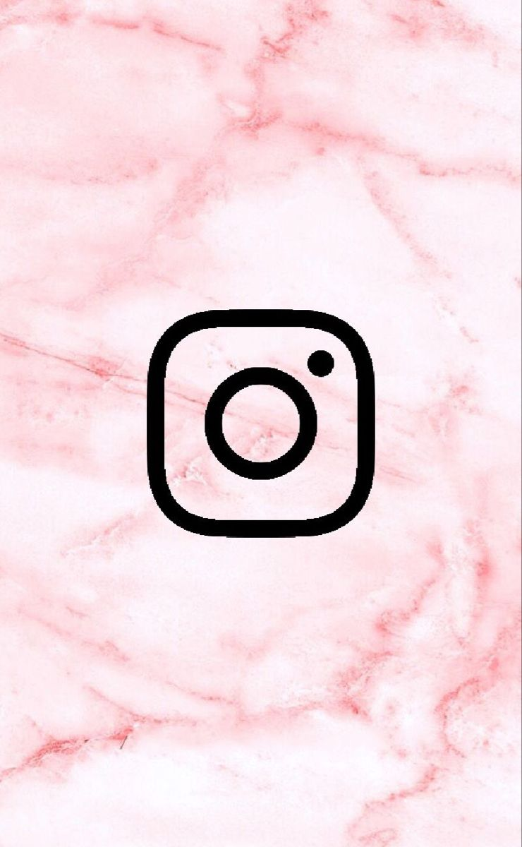 Pink Instagram Logo : instagram, Instagram, Iphone, Wallpaper, Wallpaper,, Tumblr, Aesthetic