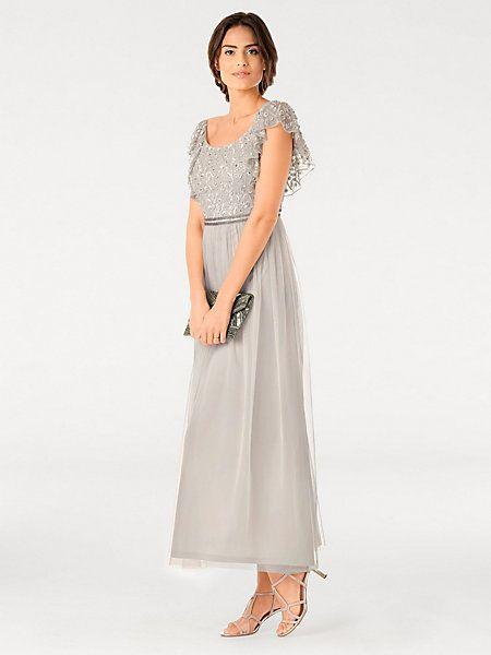 Ashley Brooke by heine - Abendkleid mit Rückenausschnitt ...