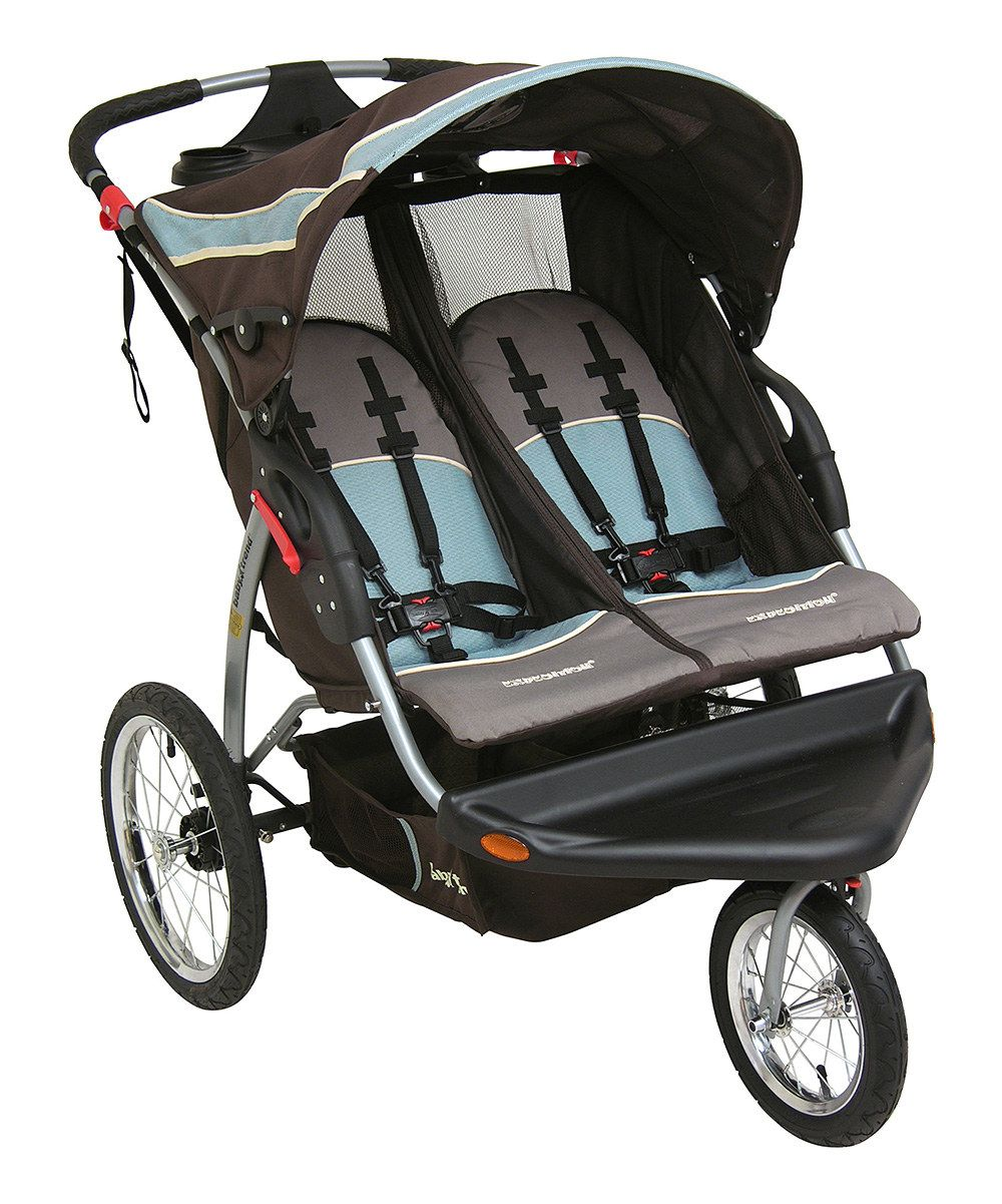 Skylar Expedition Double Jogging Stroller Double jogging