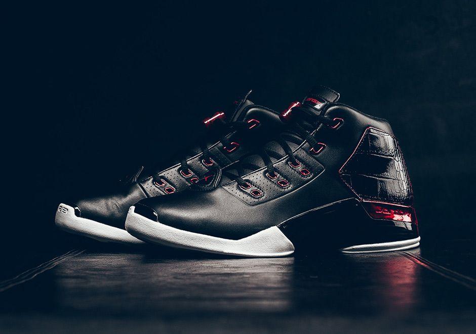 Air Jordan 17+ Release Details 832816-001  fc2a3a01aa2f
