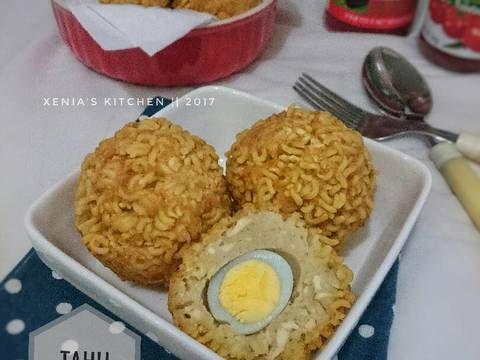 Resep Tahu Rambutan Oleh Retno Nia Sari Xenia S Kitchen Resep Resep Tahu Resep Cemilan