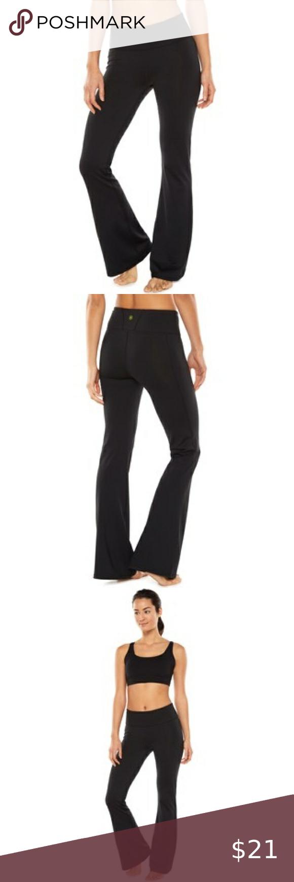 Women's Gaiam Zen Bootcut Yoga Pants in