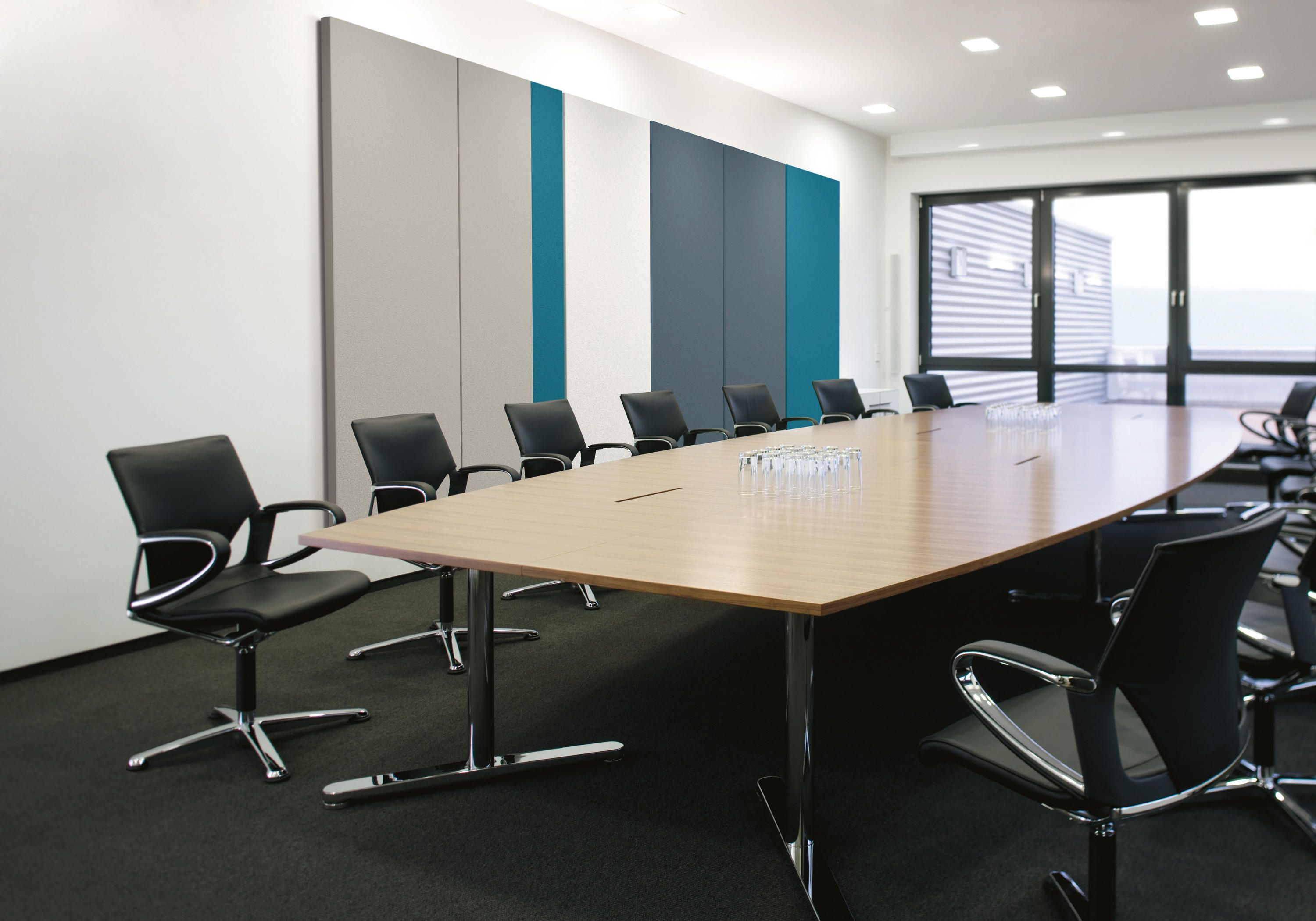 Haworth Planes Conference Table CONFERENCE TABLES