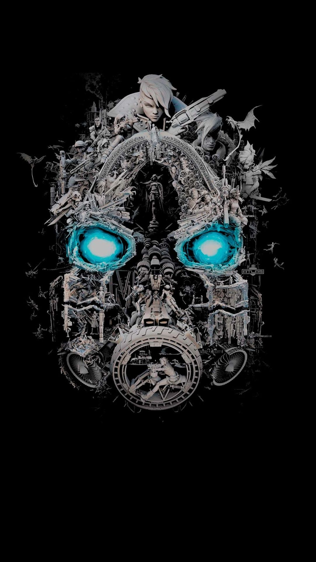Borderlands Wallpaper Iphone Unique Borderlands 3 Mask Of
