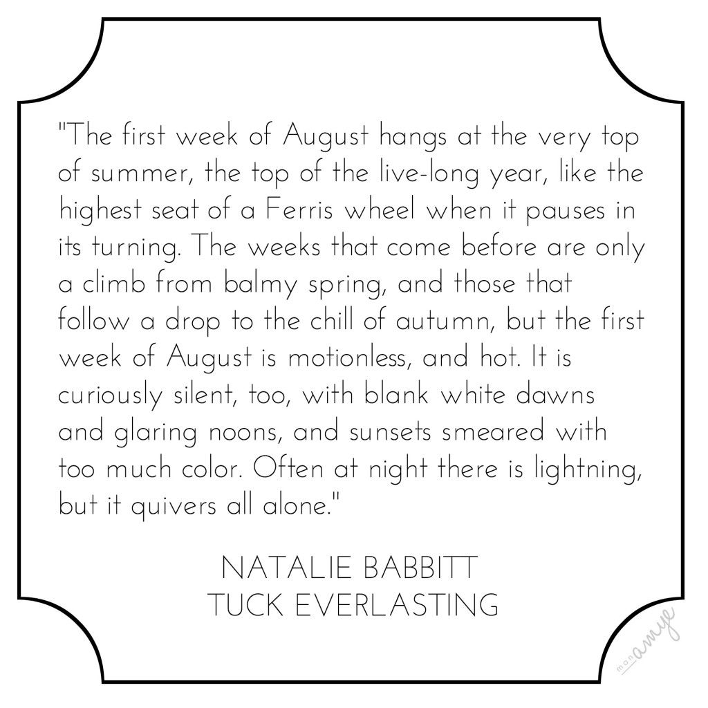 Quotes From Tuck Everlasting Book With Page Numbers: Monday-motivation-tuck-everlasting-quote-book-mon-amye