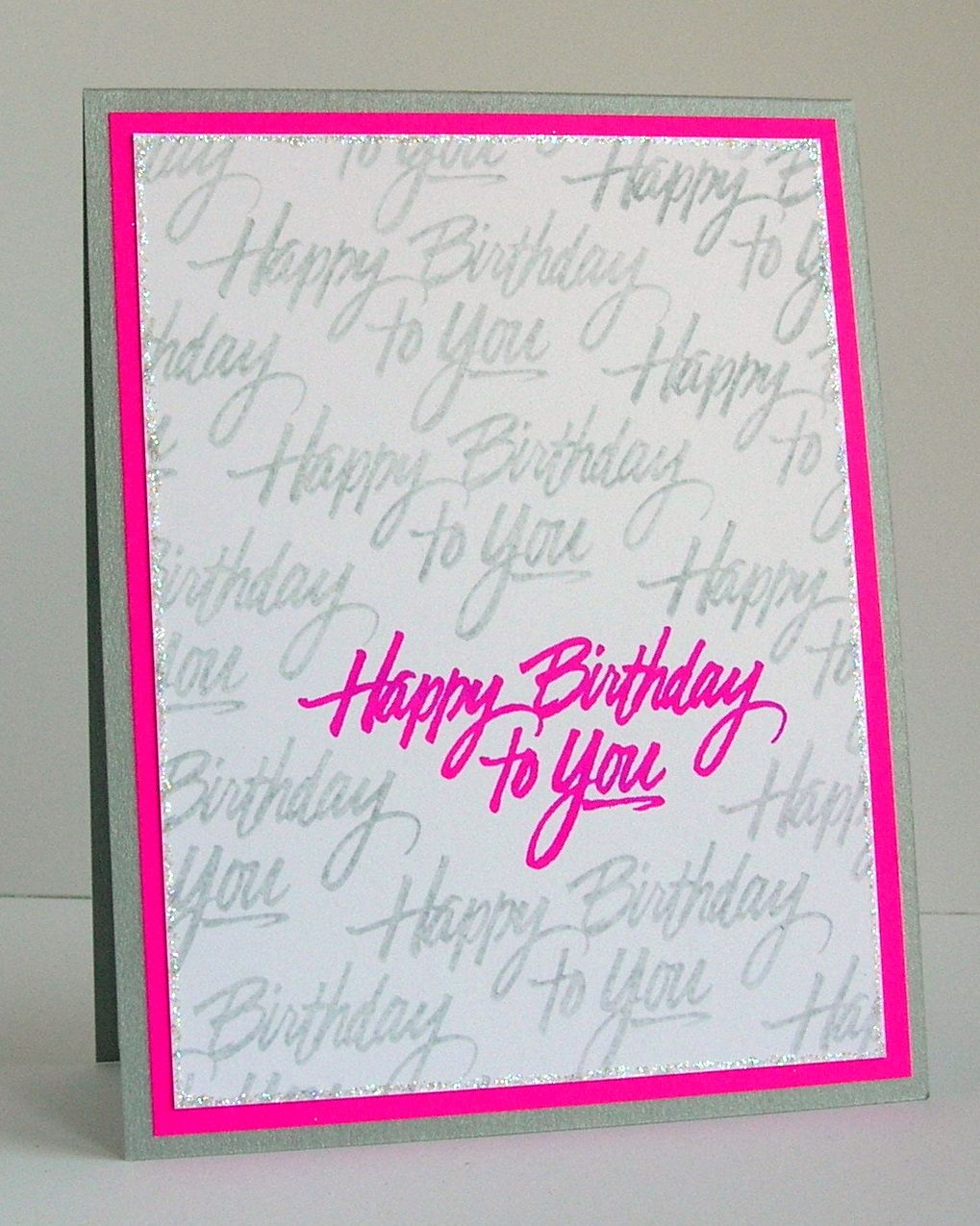 Denami Bright Happy Birthday Card By Ardyth Bolam Percy Robb