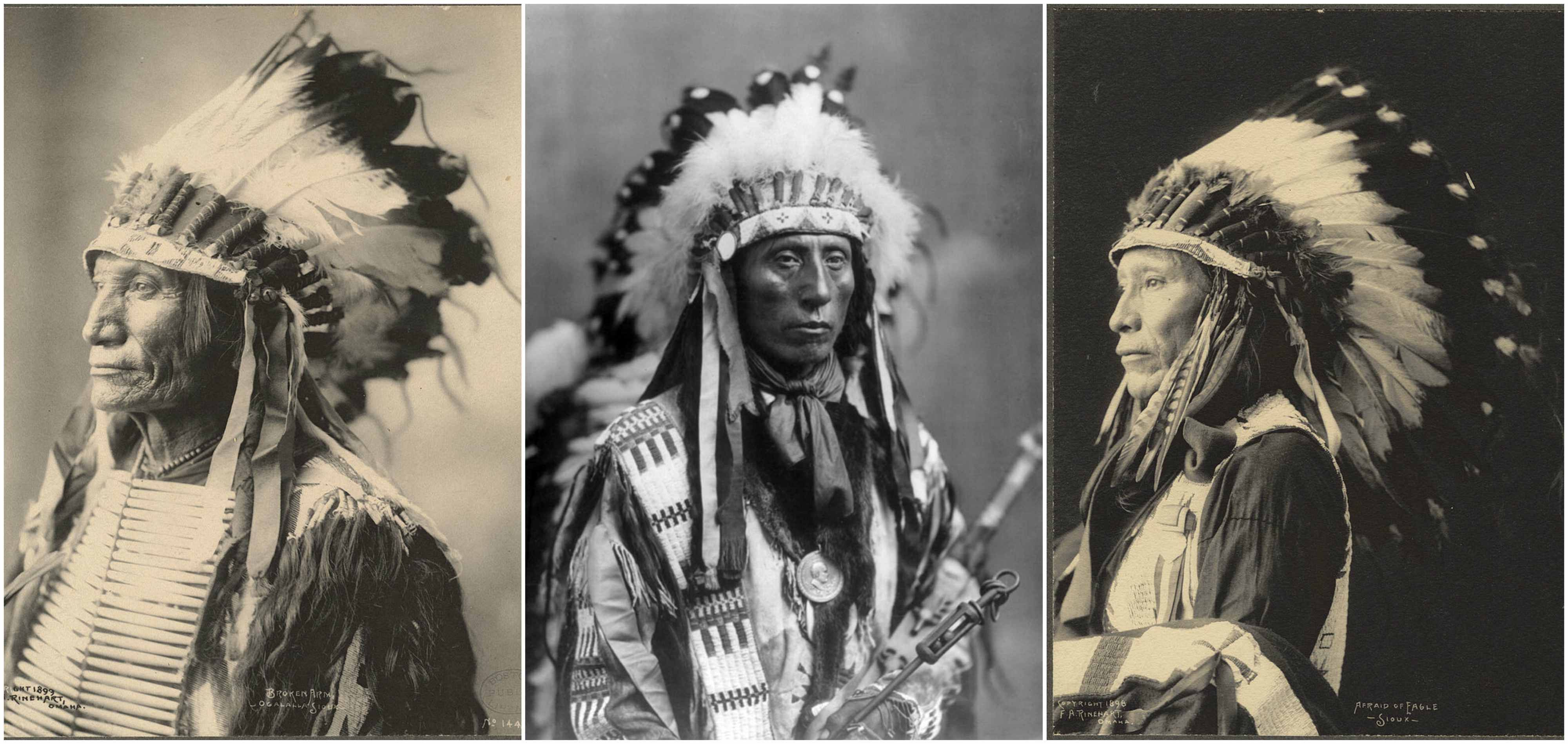 Native American Group The Sioux 56