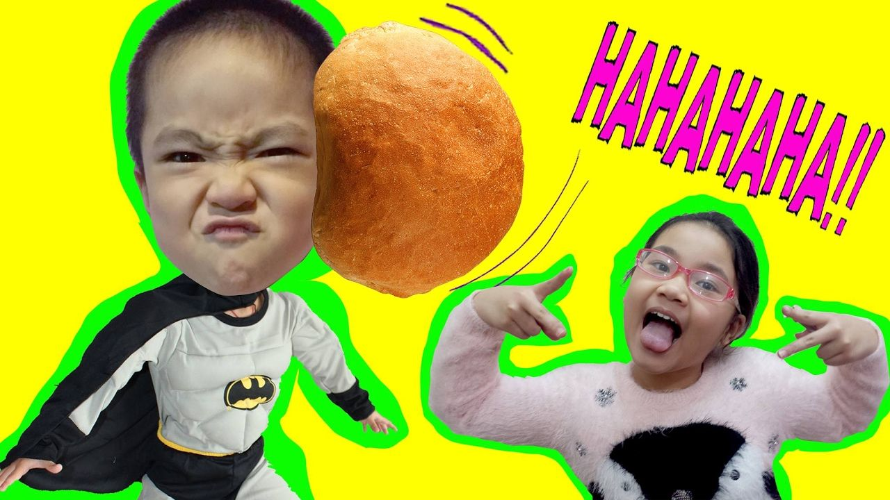 Crying baby Bad Baby Real Food Fight & Cake Baking Fail Funny SUPER