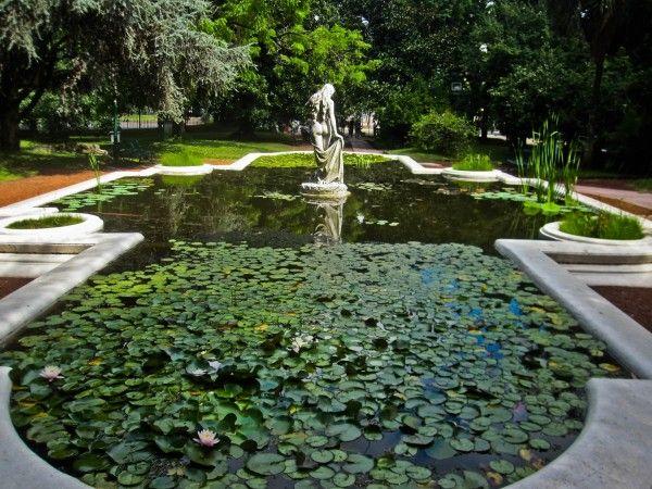 Esta jardín se llama Jardín Botánico. Es verde y único. | Argentina ...
