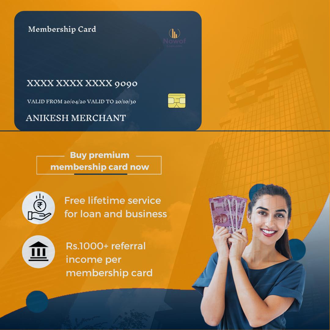 Membership Card In 2020 Membership Card Personal Loans Cards