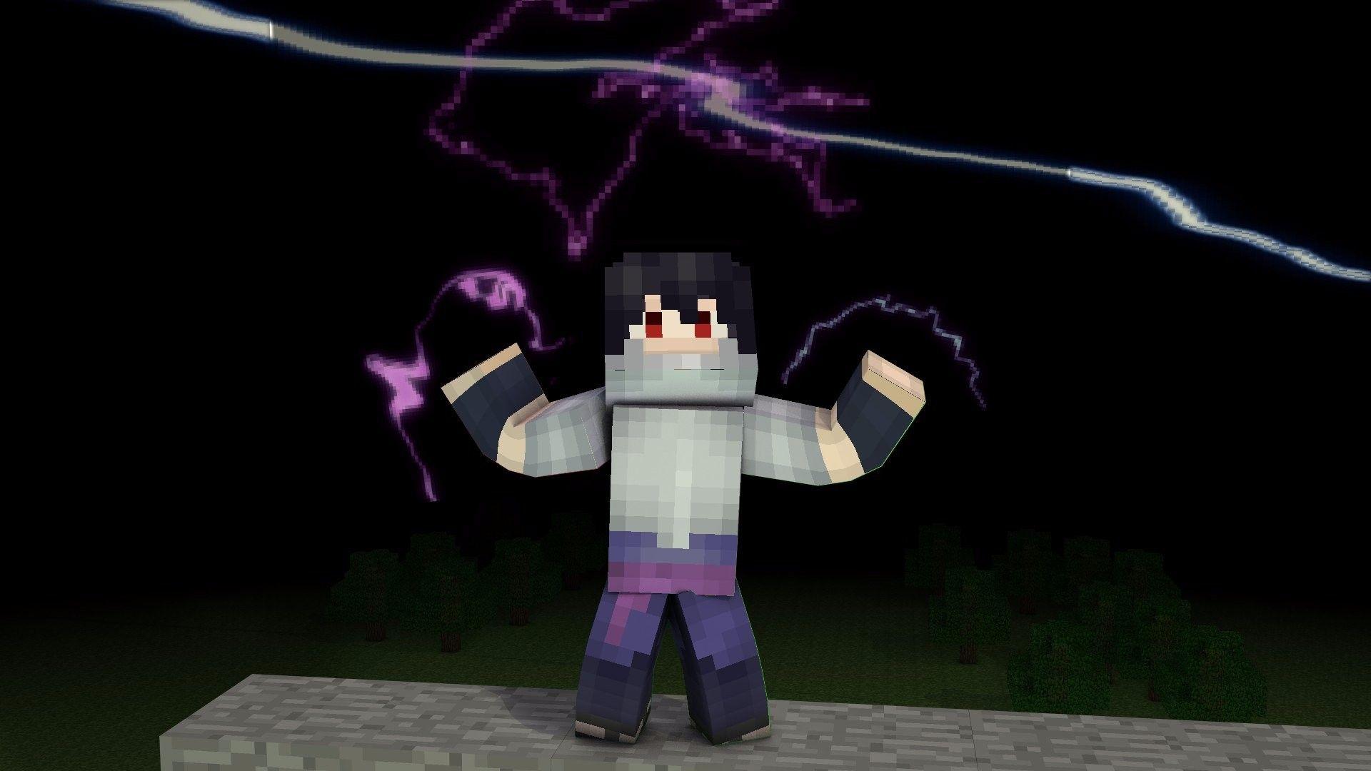 Sasuke Minecraft Minecraft