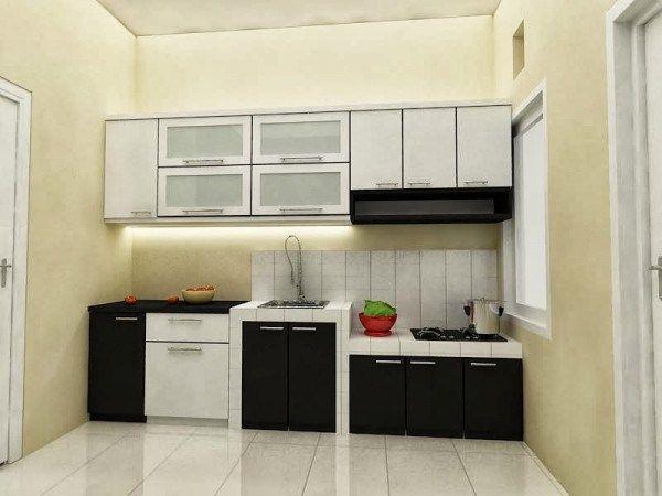 Contoh Gambar Plafon Kayu  contoh kitchen set dapur desain dapur ide dekorasi rumah