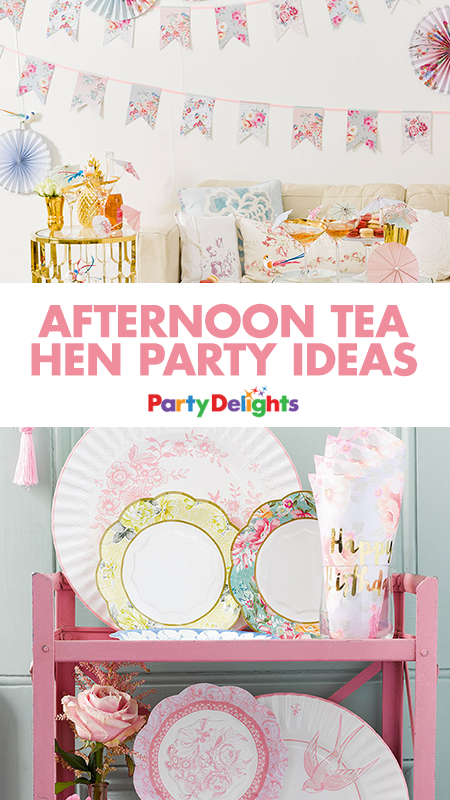 Looking For A Good Hen Do Idea How About An Afternoon Tea Party It S Lovely Daytime Activity And Perfect If You Re Having Whole Weekend