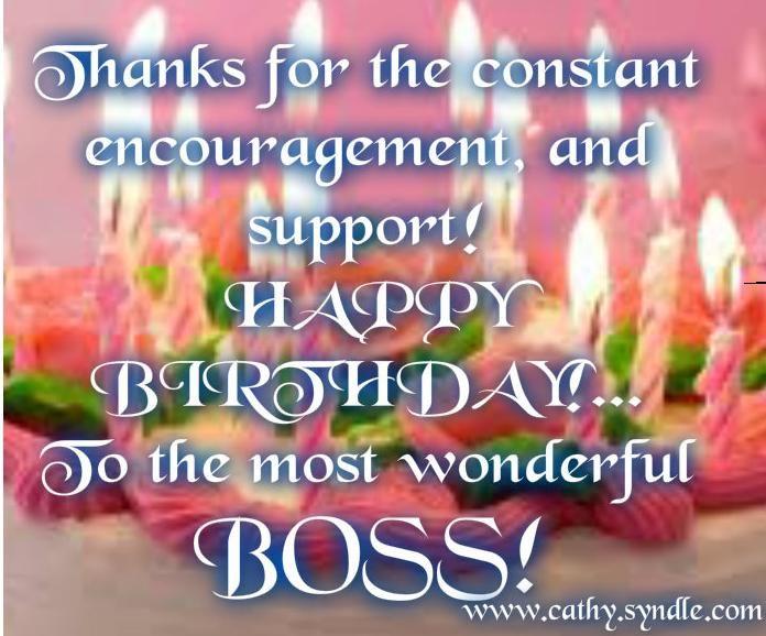 happy birthday wishes for cute boss happy birthday – Birthday Greetings Boss