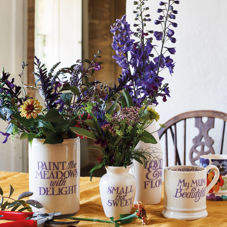 Emma Bridgewater Love & Wild Flowers Wallflower Dresser