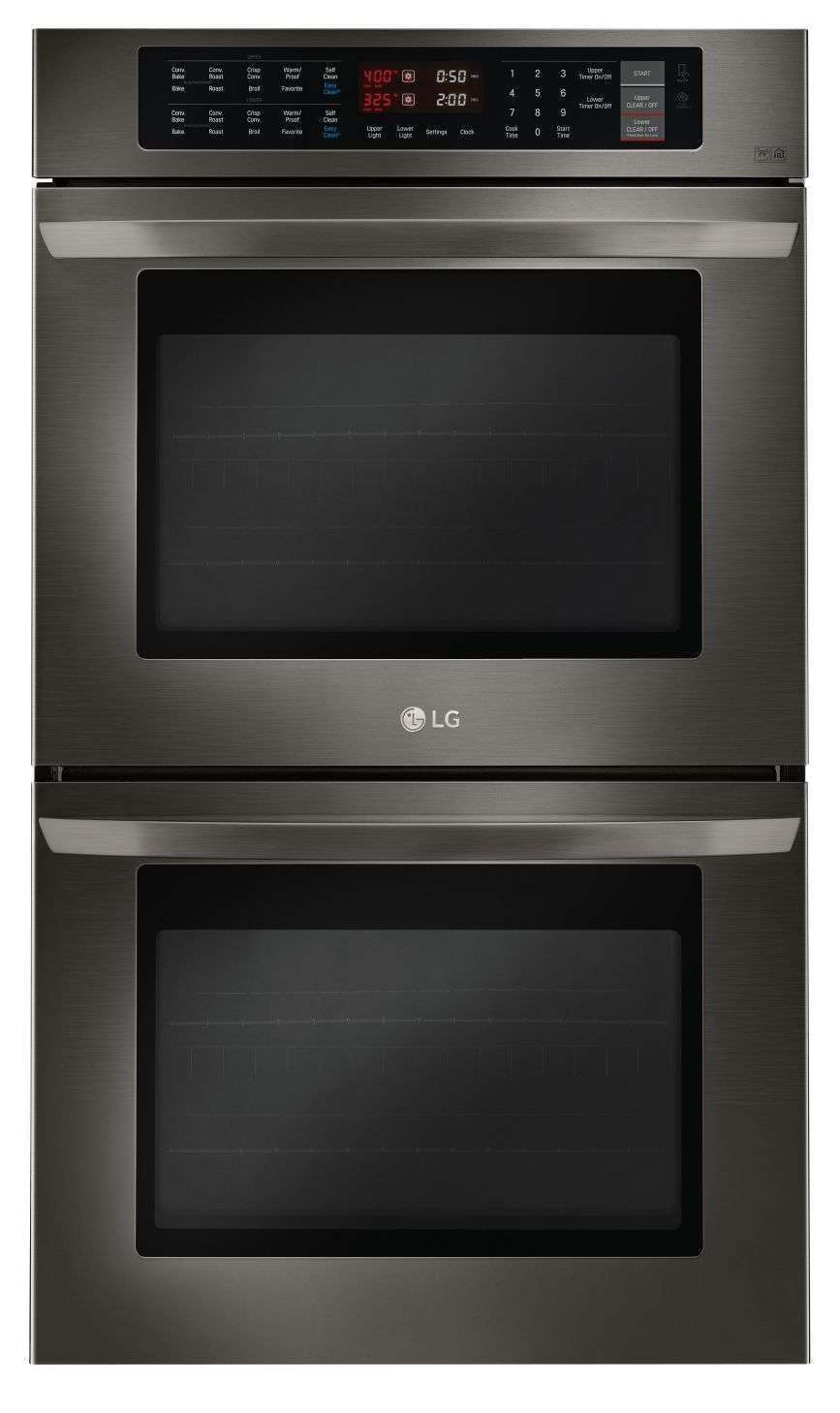 Lwd3063bd By Lg Electric Wall Ovens Goedekers Com Wall Oven Electric Wall Oven Double Electric Wall Oven
