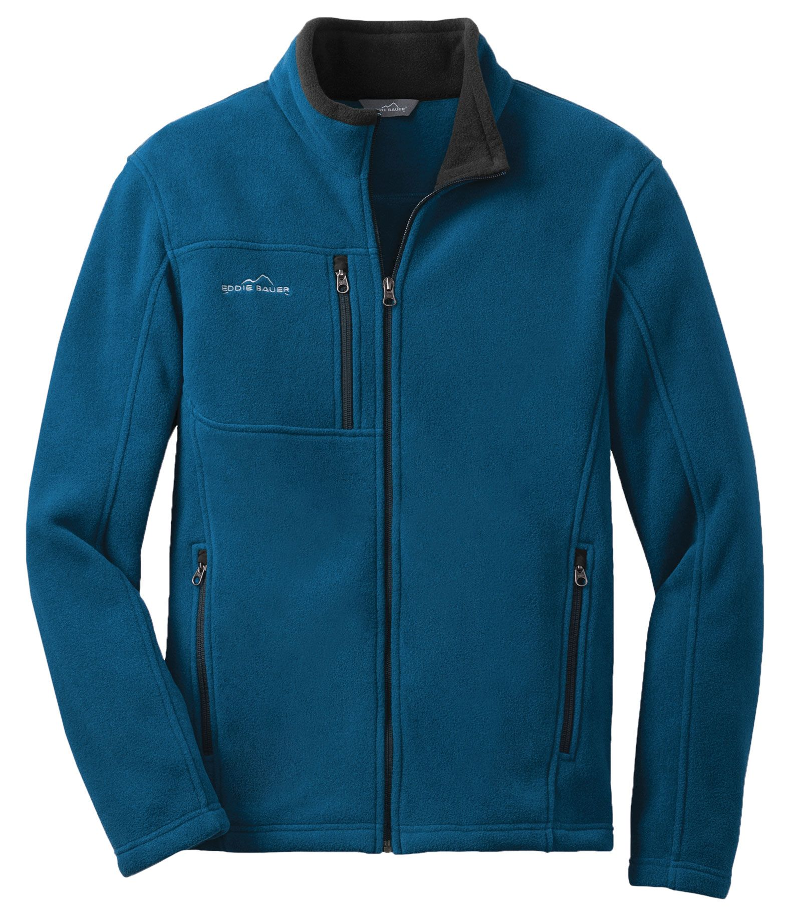 Custom Eddie Bauer® Adult FullZip Fleece Jacket Mens