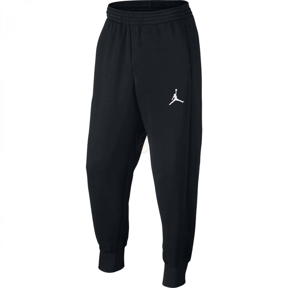 premium selection caecc b9a24 NWT NIKE JORDAN FLIGHT FLEECE JOGGER SWEATPANTS BLACK MENS 3XL XXXL 823071- 010  Jordan  Pants