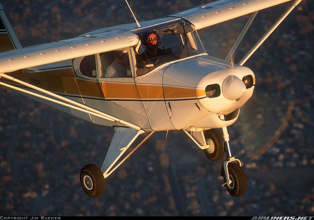 Piper PA22150 TriPacer aircraft picture pilotlicense