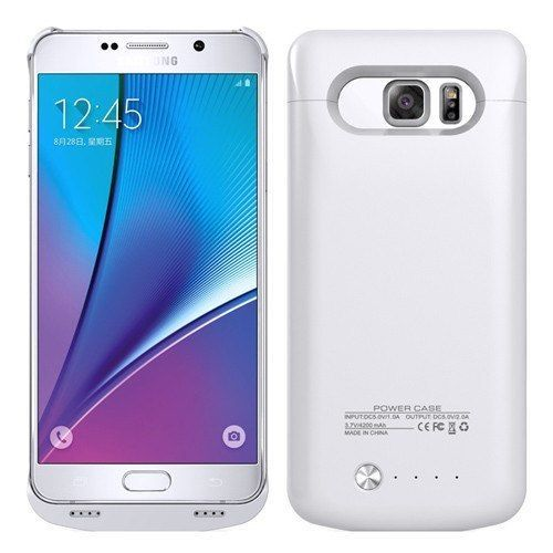 0053ba826 Samsung Galaxy Note 5 Power Bank Extended Battery Case | Beautiful ...