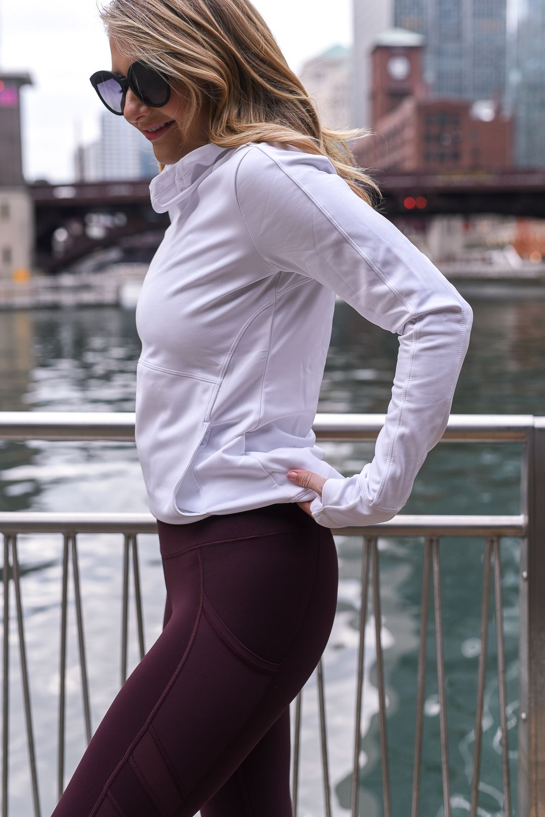 Winter Workout Clothing With Athleta