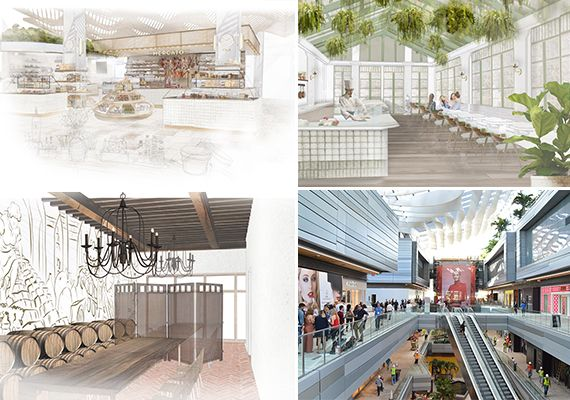 wine tastings cooking demos a market and italian style restaurants are all one step closer to opening in miami now that brickell city centre has