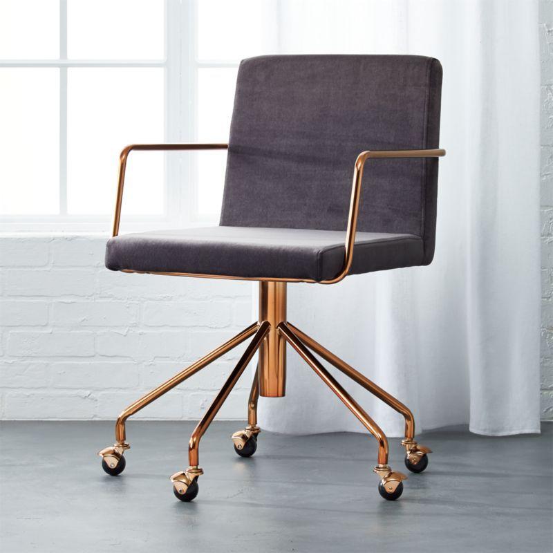Rouka Velvet Office Chair Reviews Modern Office Chair Office