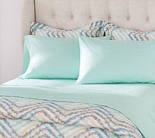 Northern Nights 400tc Cotton Jacquard Wrinkledefense Sheets