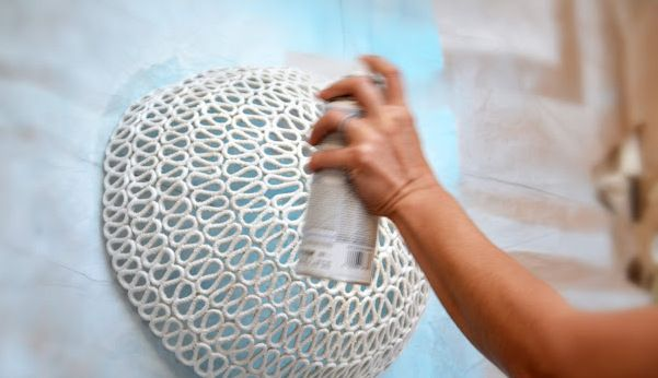Detodomanualidades Como hacer lámpara para techo Lámparas