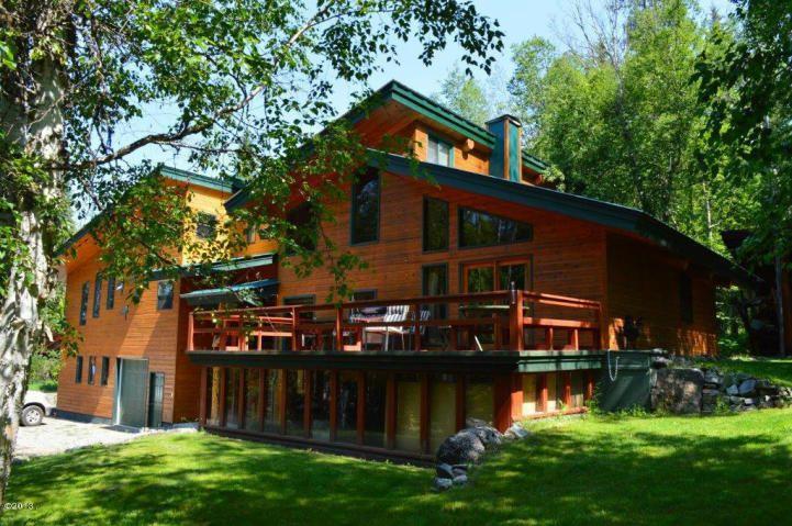 450 Beaver Lake Road Whitefish Montana Real Estate   MLS